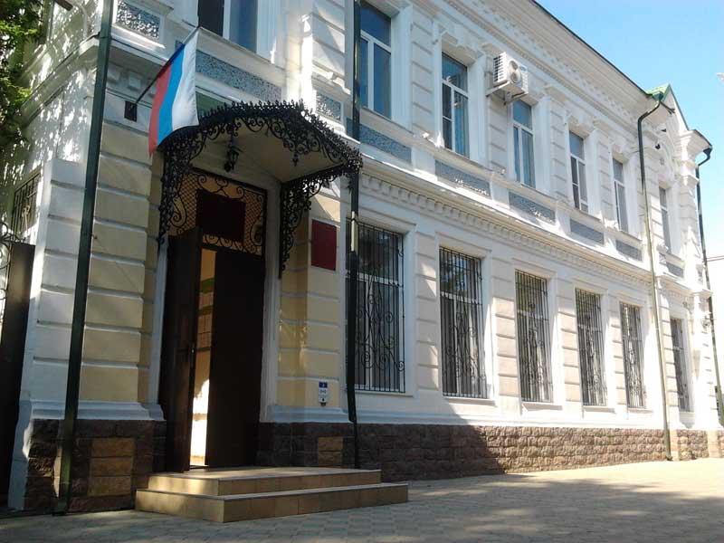 Петровский районный суд Ставропольского края