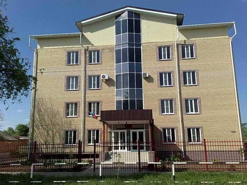 Советский районный суд Ставропольского края